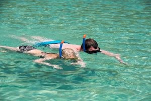 Snorkelling boat trips and Instagram photos